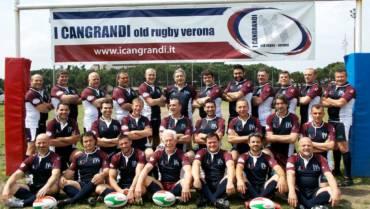 I Cangrandi Old Verona supportano i Lupos